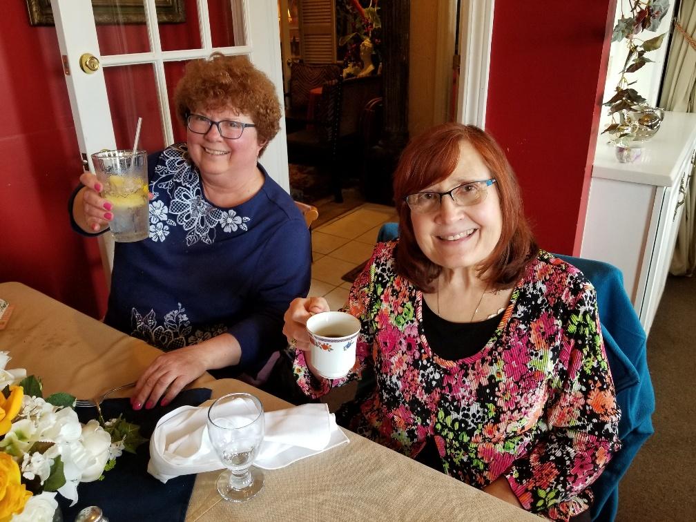 Jane Austin Tea