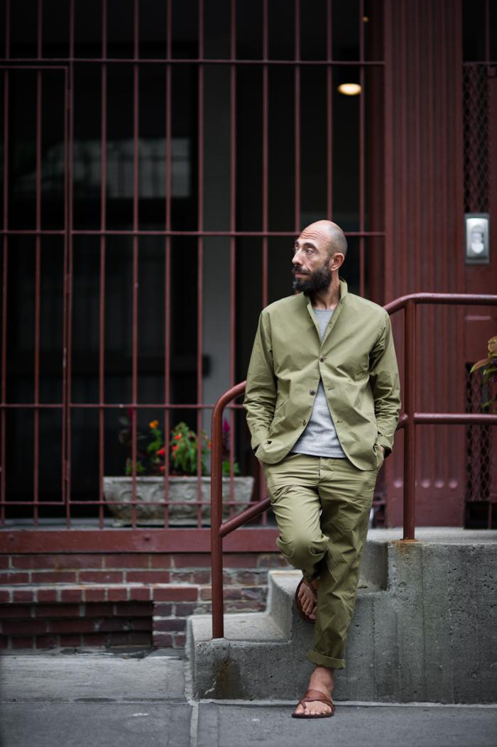 Alexandre Guarneri An Unknown Quantity New York Fashion Street Style blog