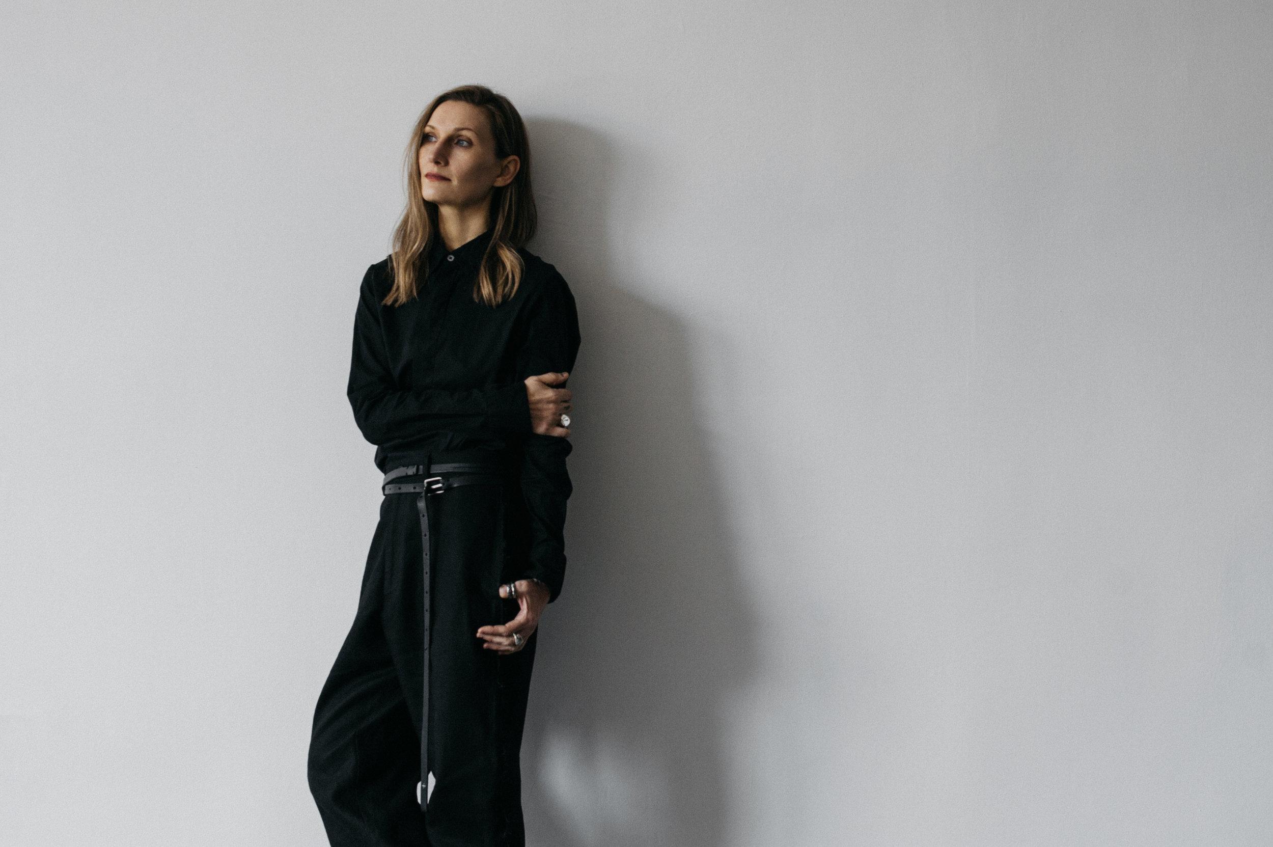 Shirt - Ann Demeulemeester  Pants - Dsecond  Belt - M.A+  Jewelries - Kei Shigenaga