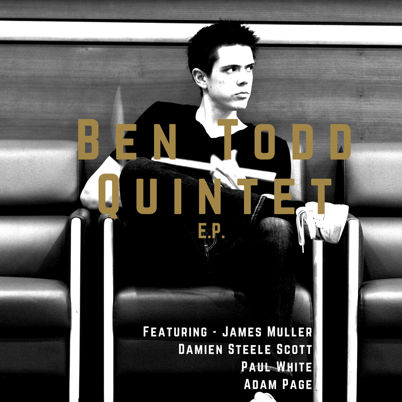 Click to find out more about the Ben Todd Quintet