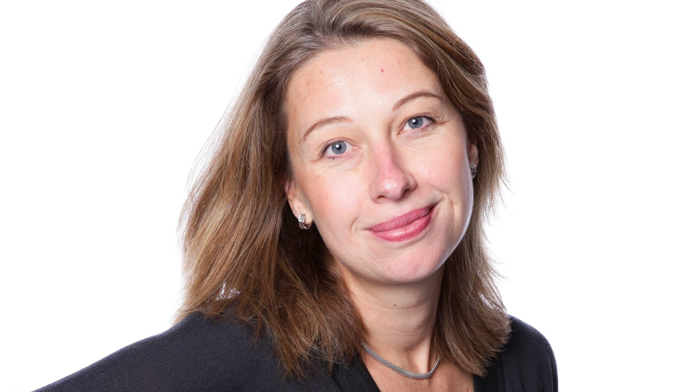 Gjesteforedrag med Silvija Seres, matematiker og teknologiinvestor
