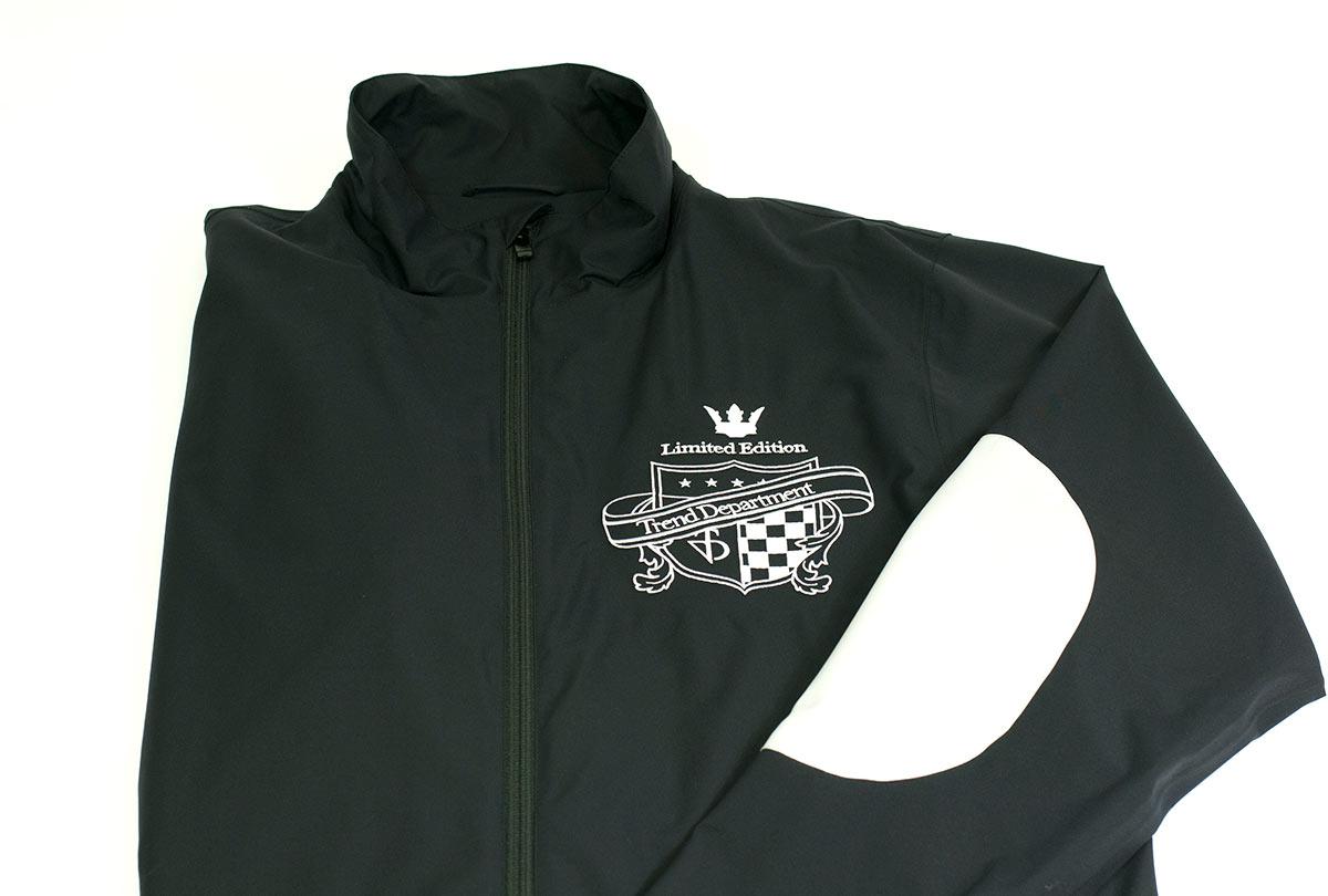 Jacke Private Label Golf-Fashion