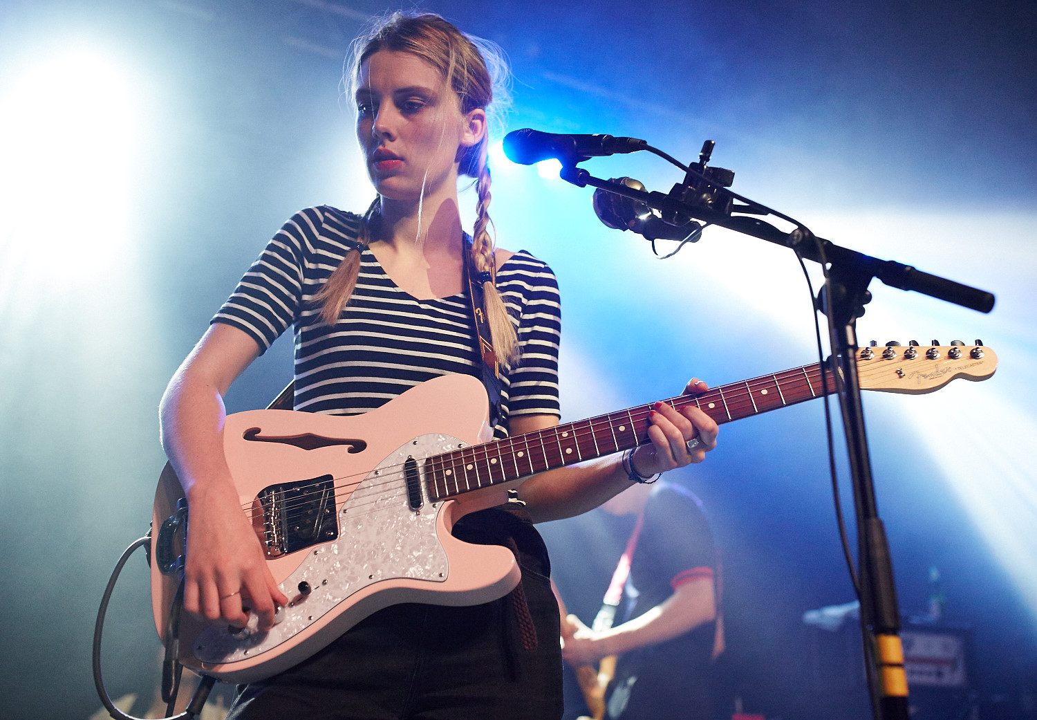 Wolf Alice play a sold out Rescue Rooms as part of their Spring 2015 tour.