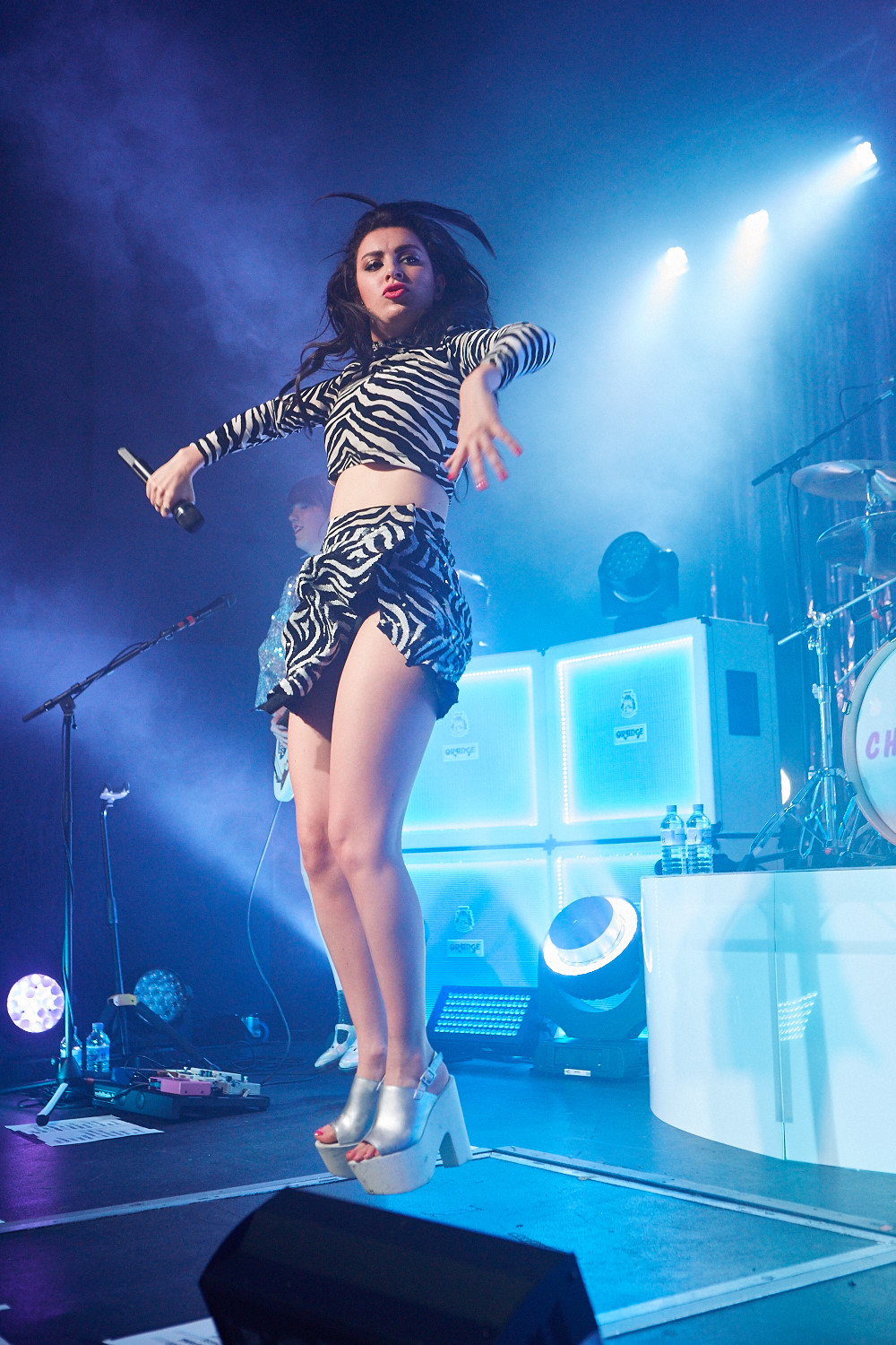 Charlie XCX plays to a sold out Rescue Rooms as part of her spring 2015 UK tour.