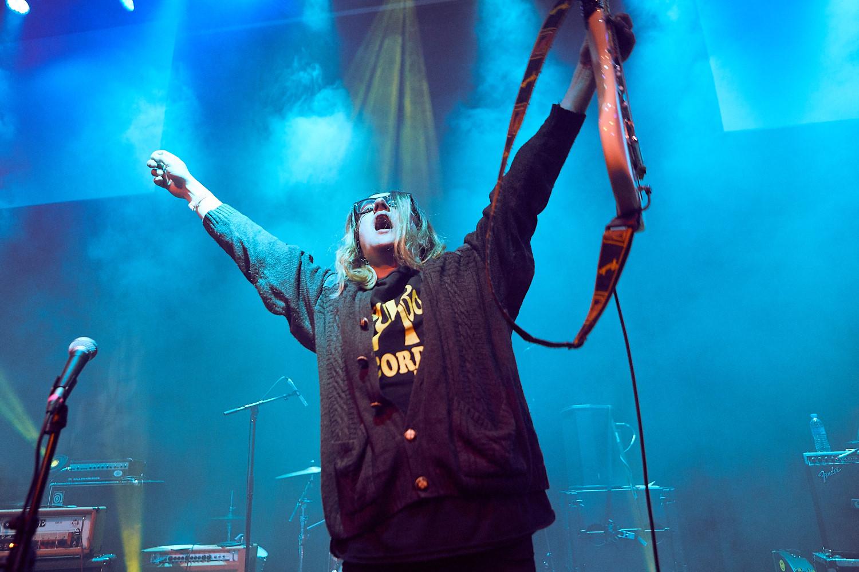 Menace Beach play Trent University in Nottingham as part of Dot to Dot Festival 2015.