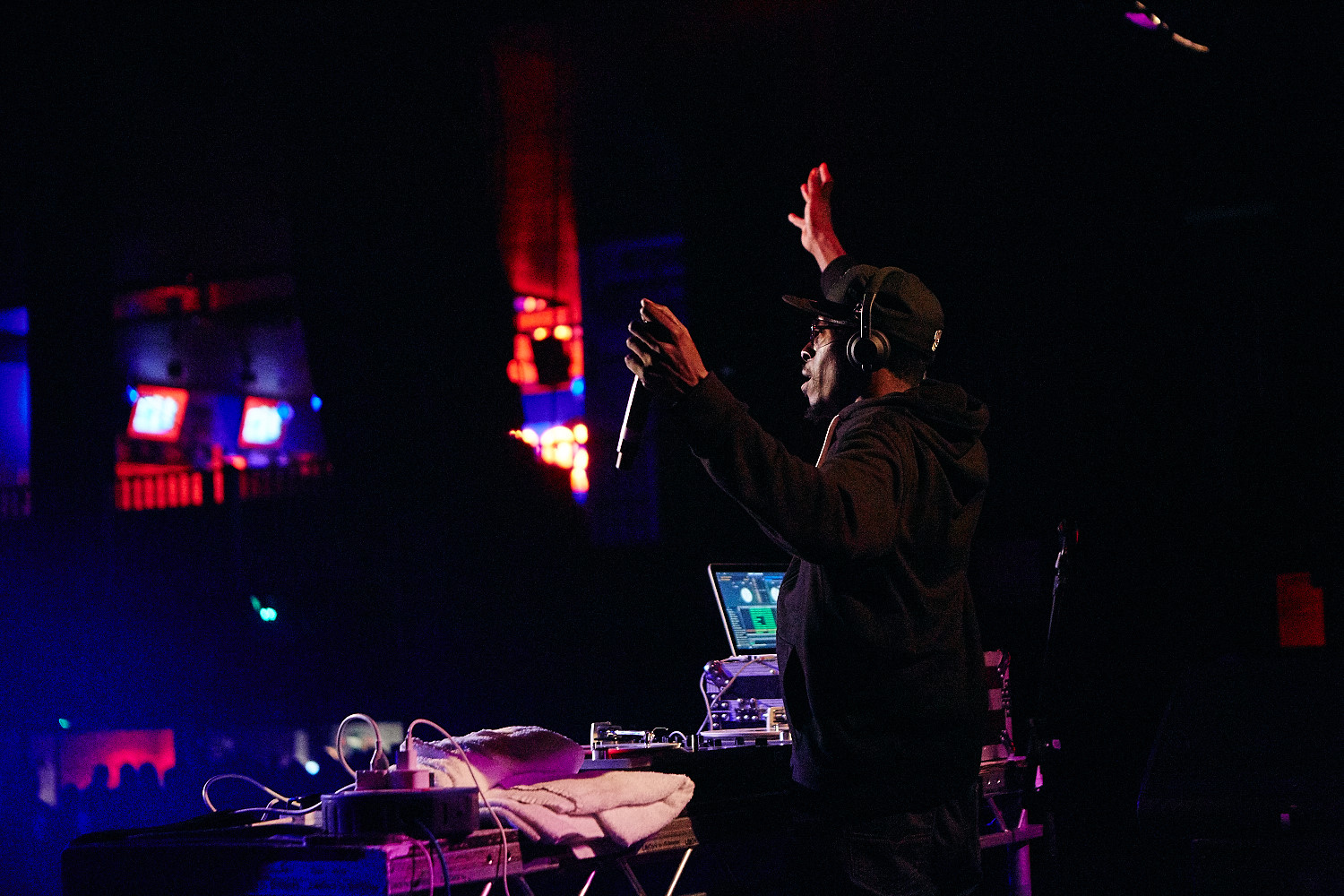 Hip Hop Legend Pete Rock live at the O2 Academy in Sheffield, May 2015