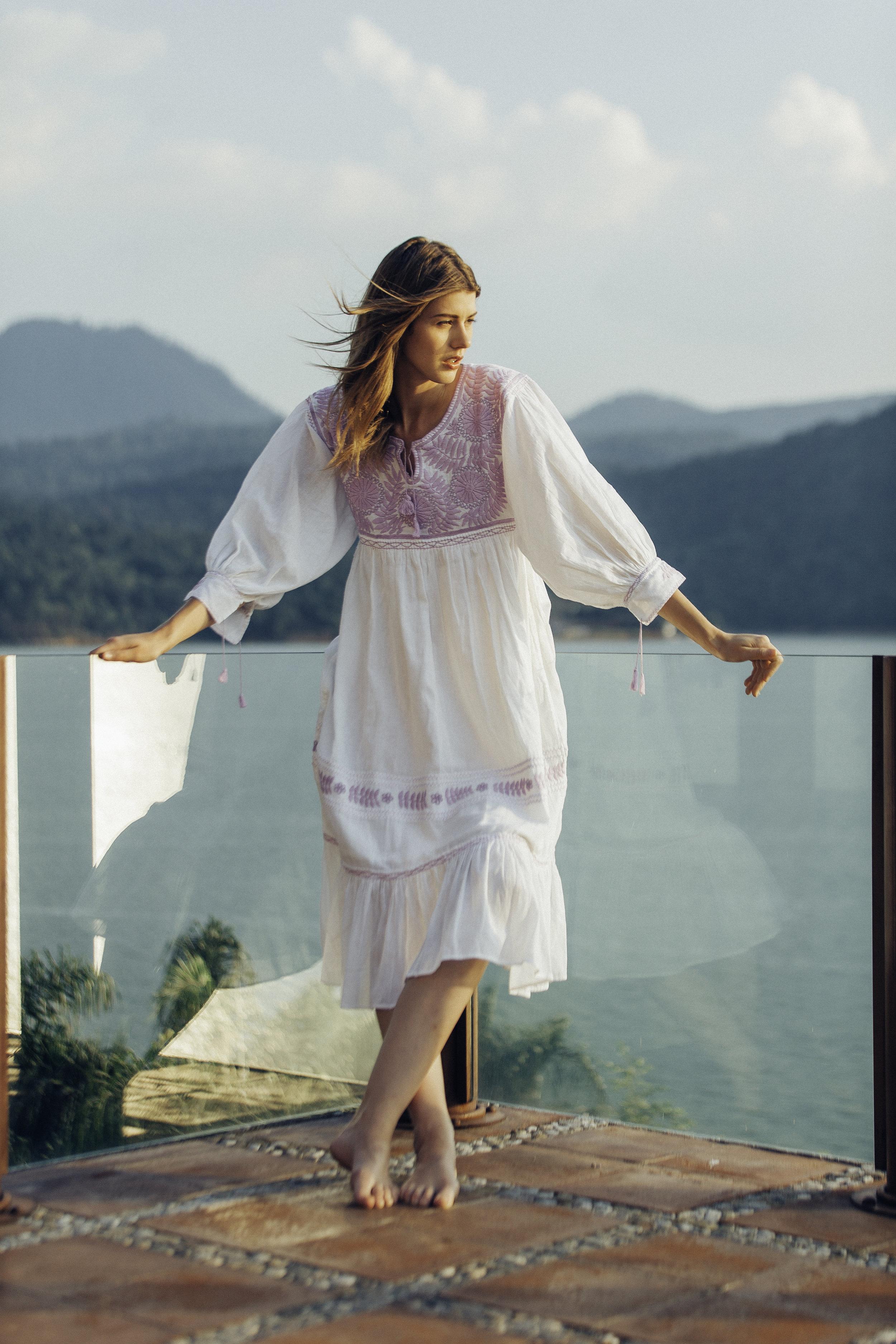 Eden Garden Dress