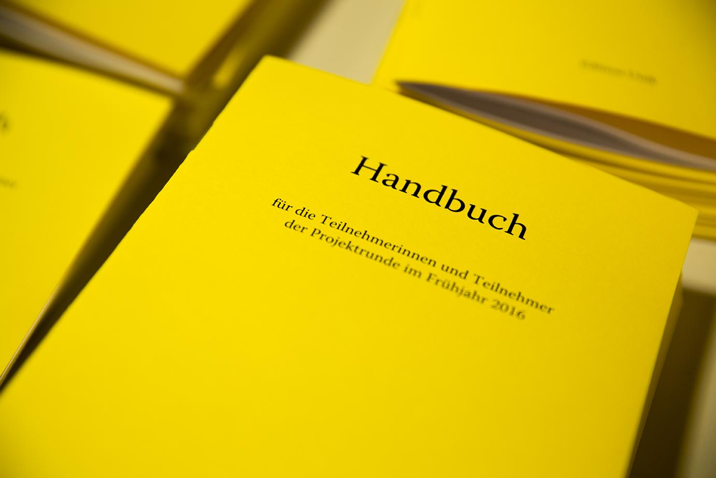 Das Handbuch der Edition Unik ist Bestandteil des Basisprogramms.(Foto: Joëlle Kost)