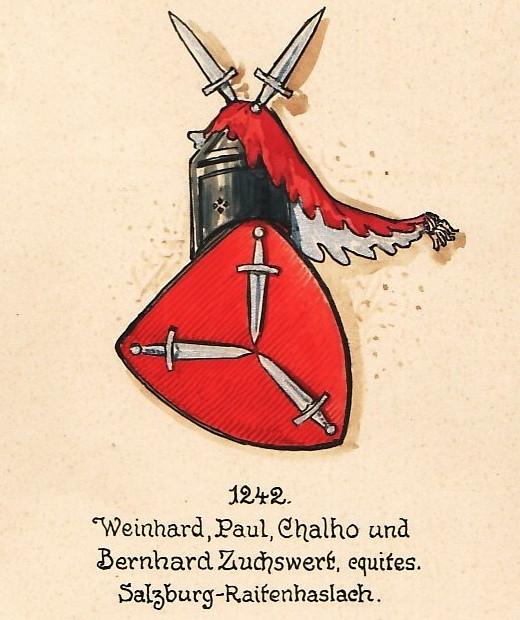 Wappen von Raitenhaslach (Bild: zvg.)