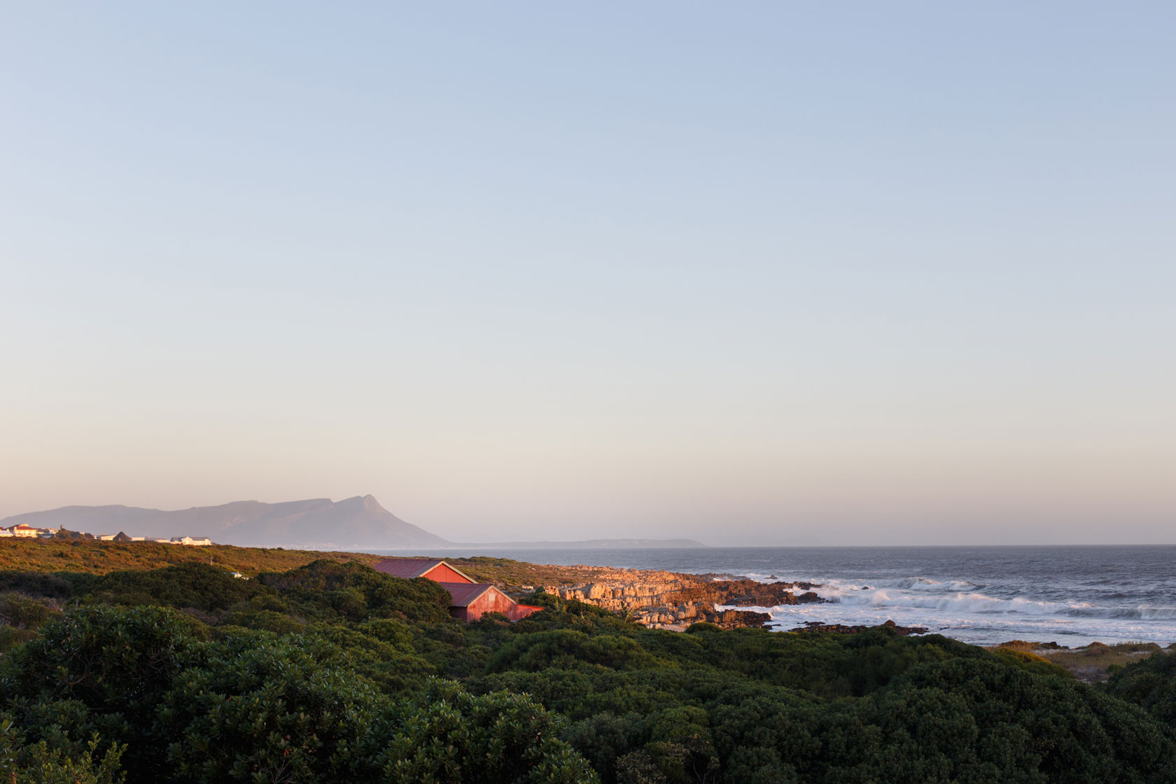 Betty's Bay home