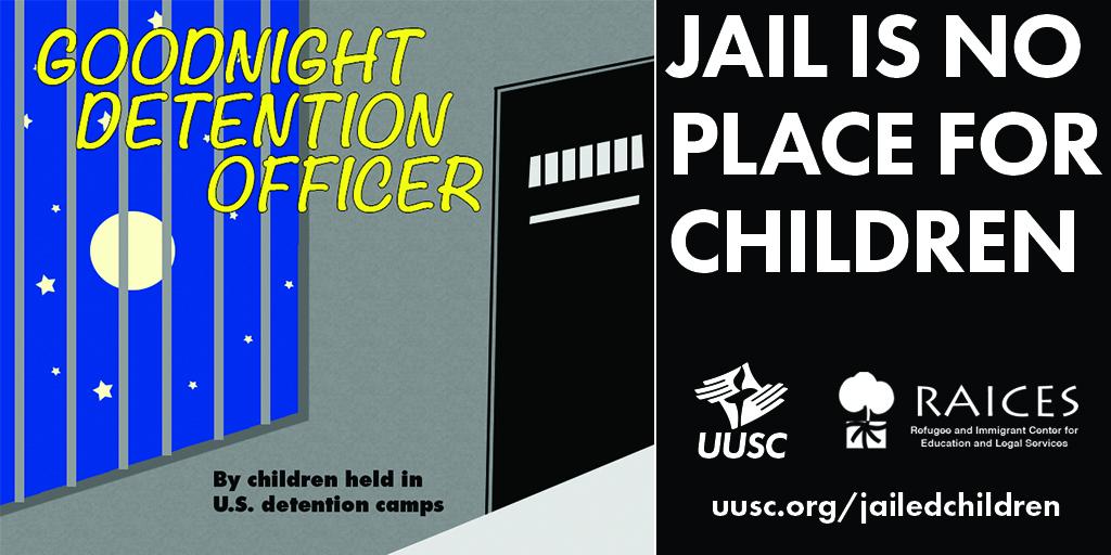UUSC family detention graphic, 2015