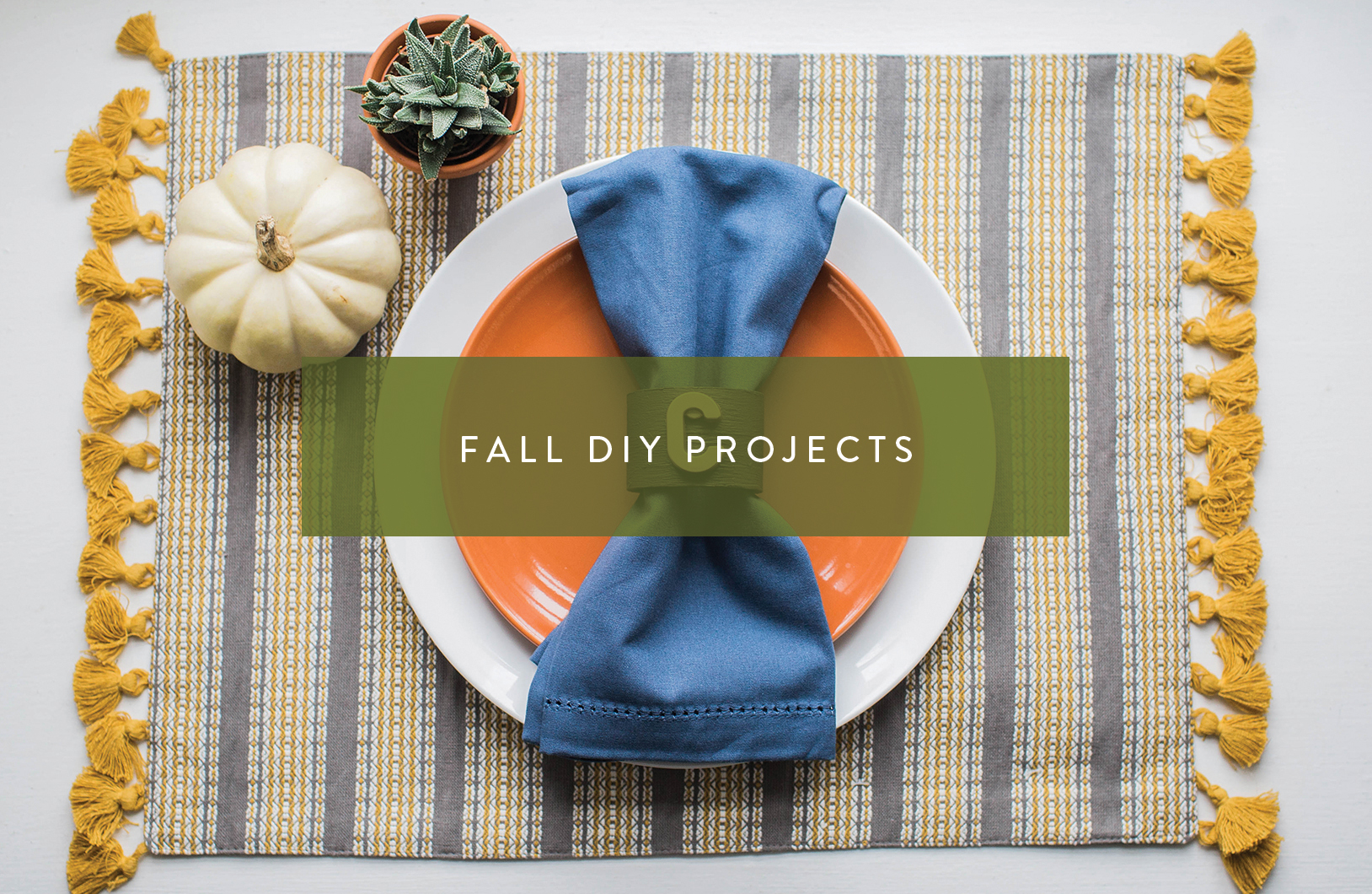 Holiday Party DIY Projects