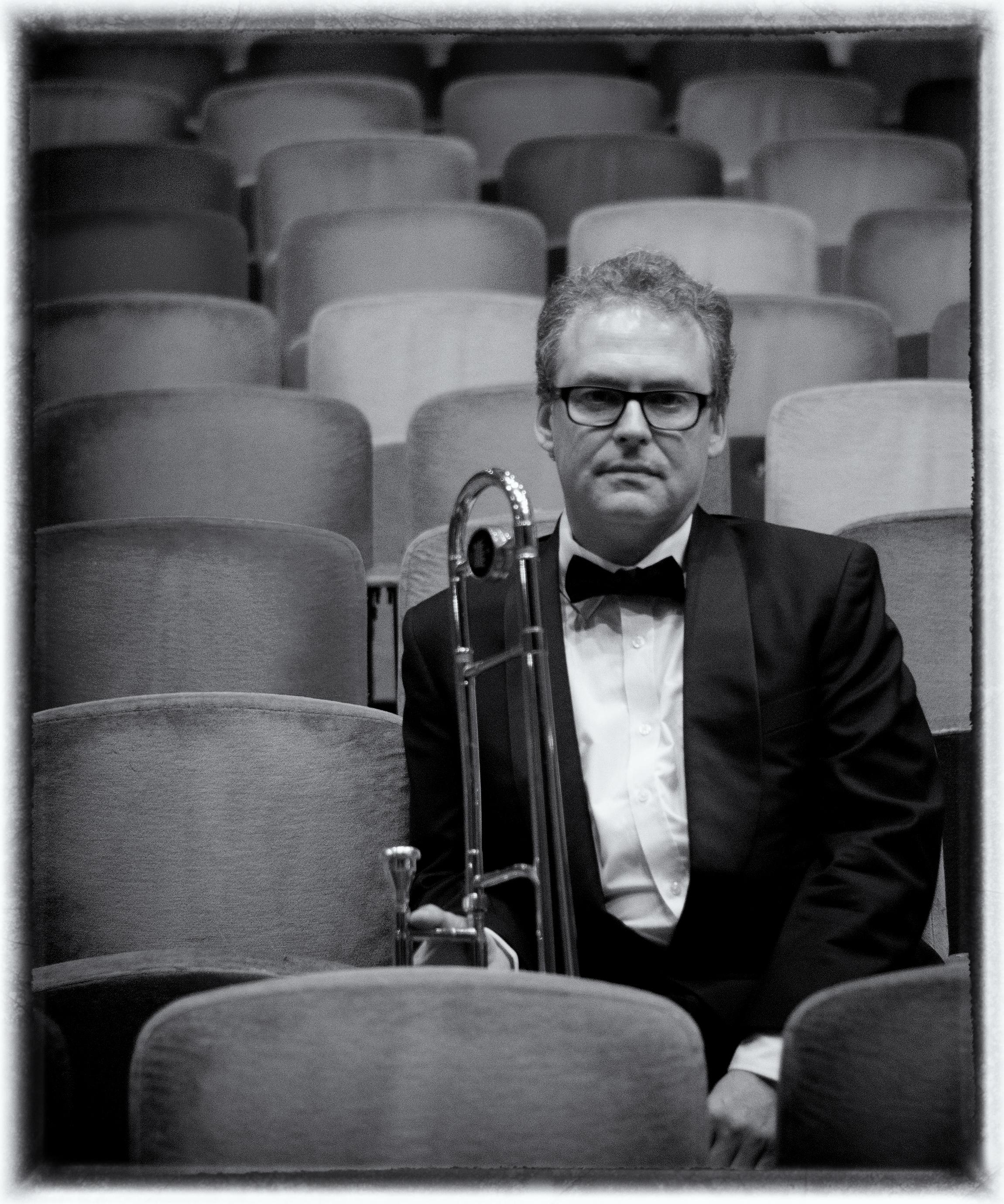 Michael Williams - Trombone