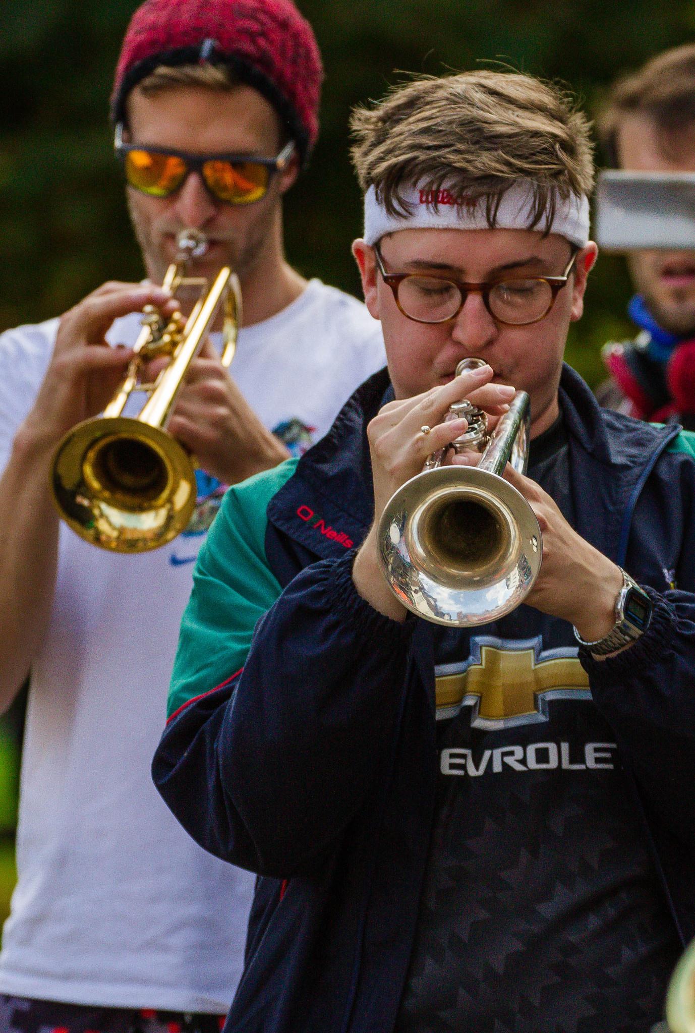 The Tuba Libres at WJF17
