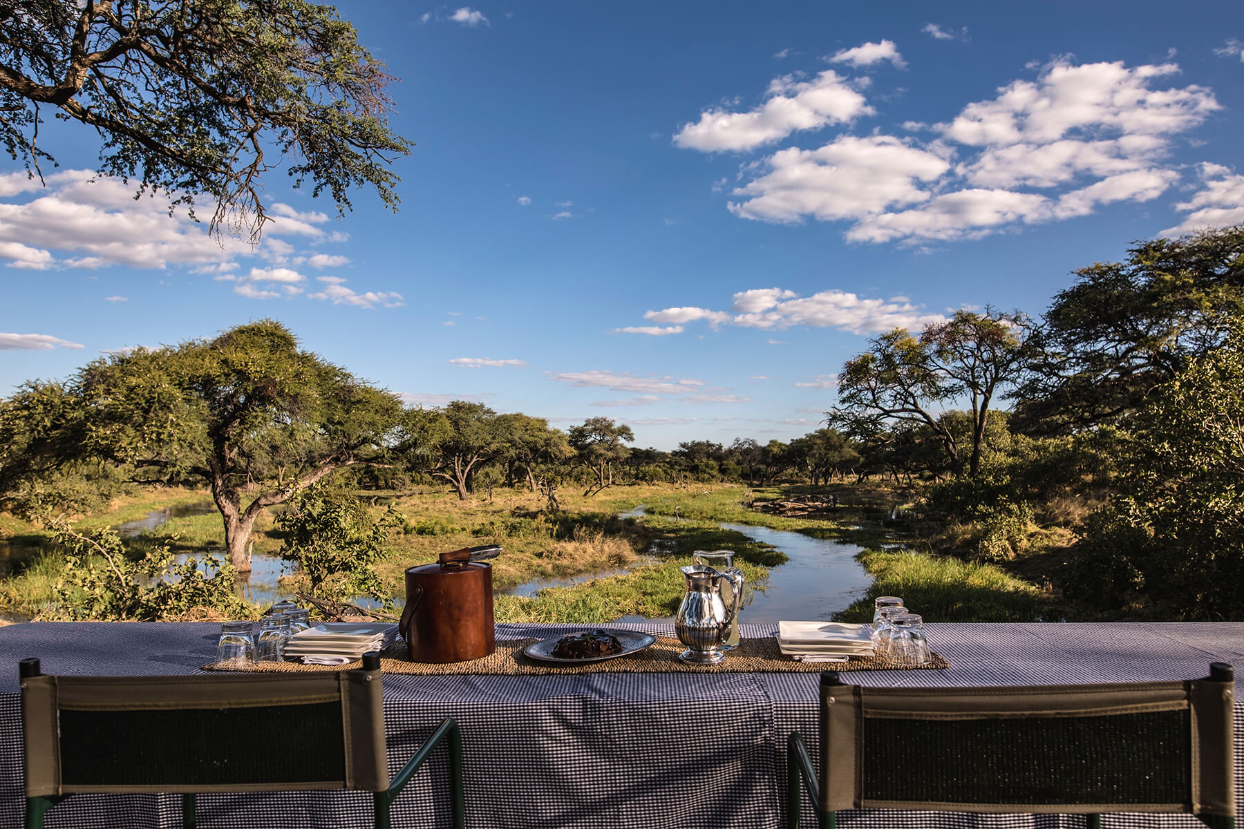 Safari Botswana Okavango Safaris