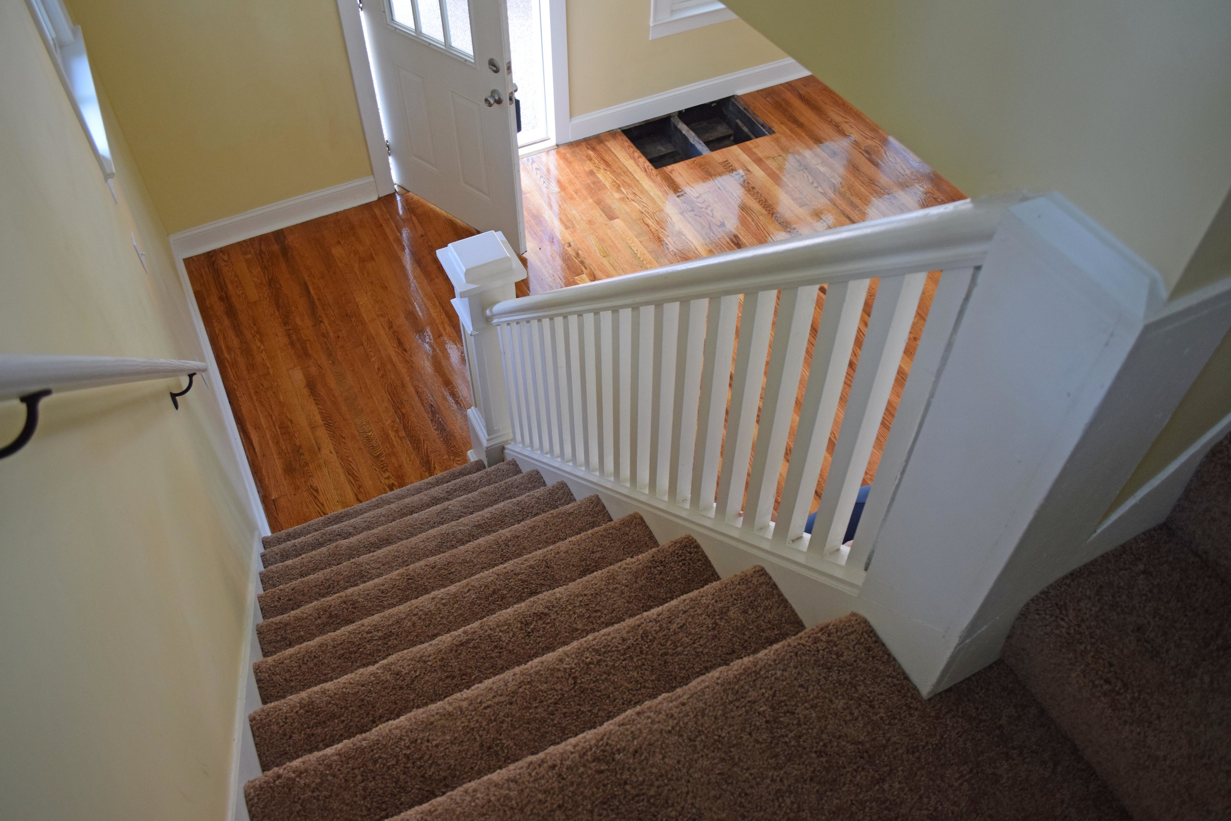 116 Benedict - Stairs 2 After.JPG
