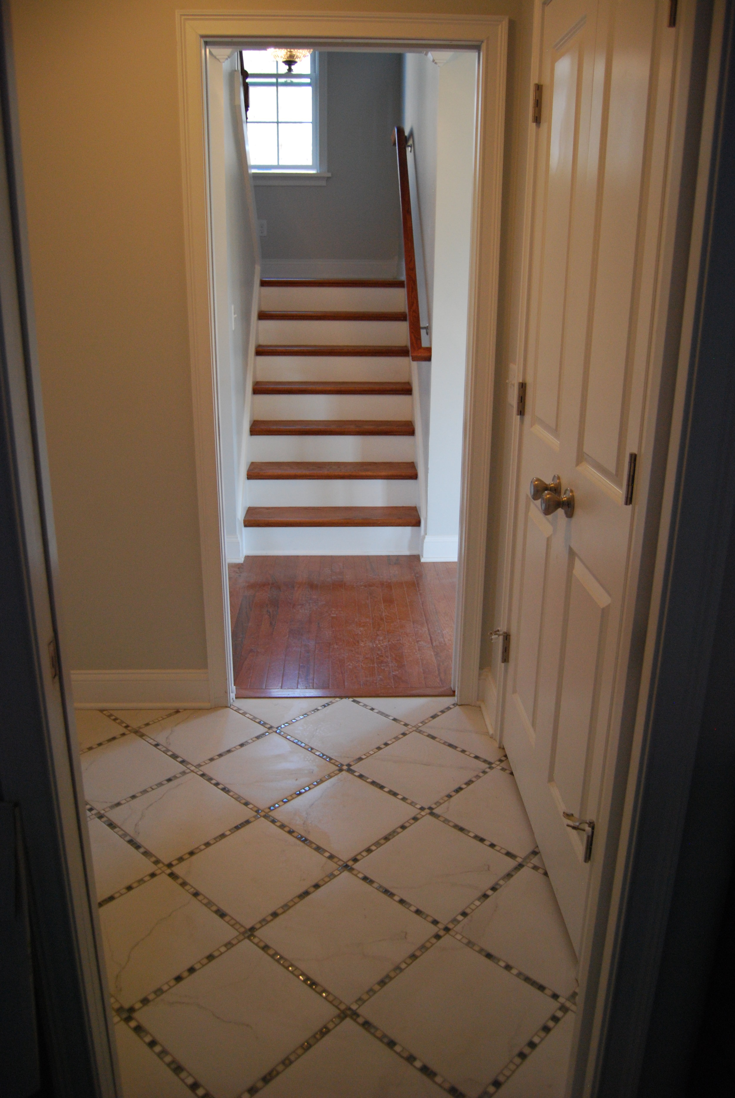 Copy of Bathroom Floor & Stairs