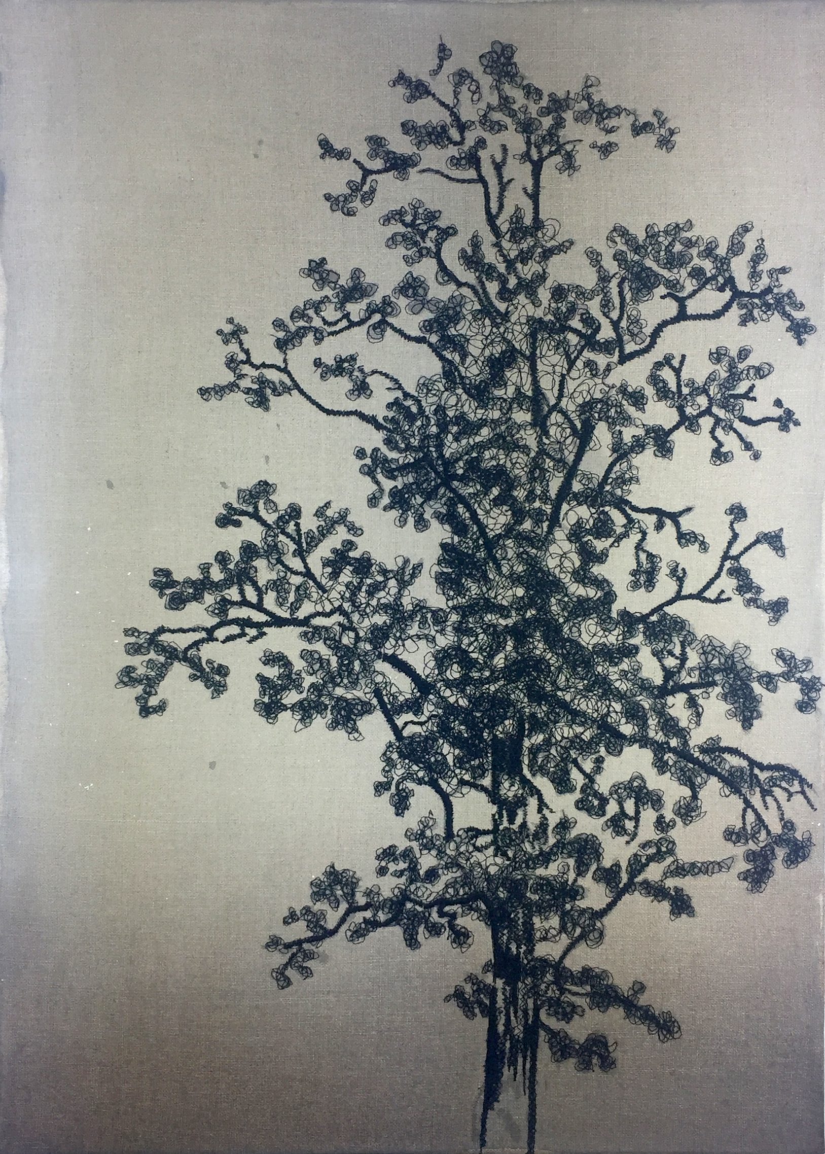 An Ash Tree (after Hercules Segers)