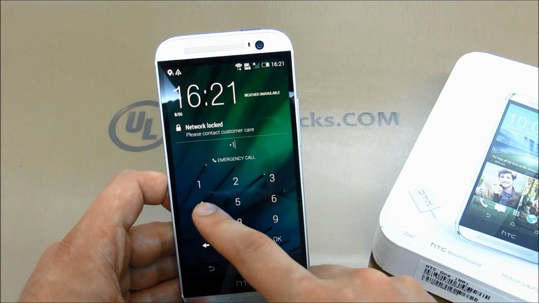 Olvide la clave de mi HTC como lo desbloqueo????