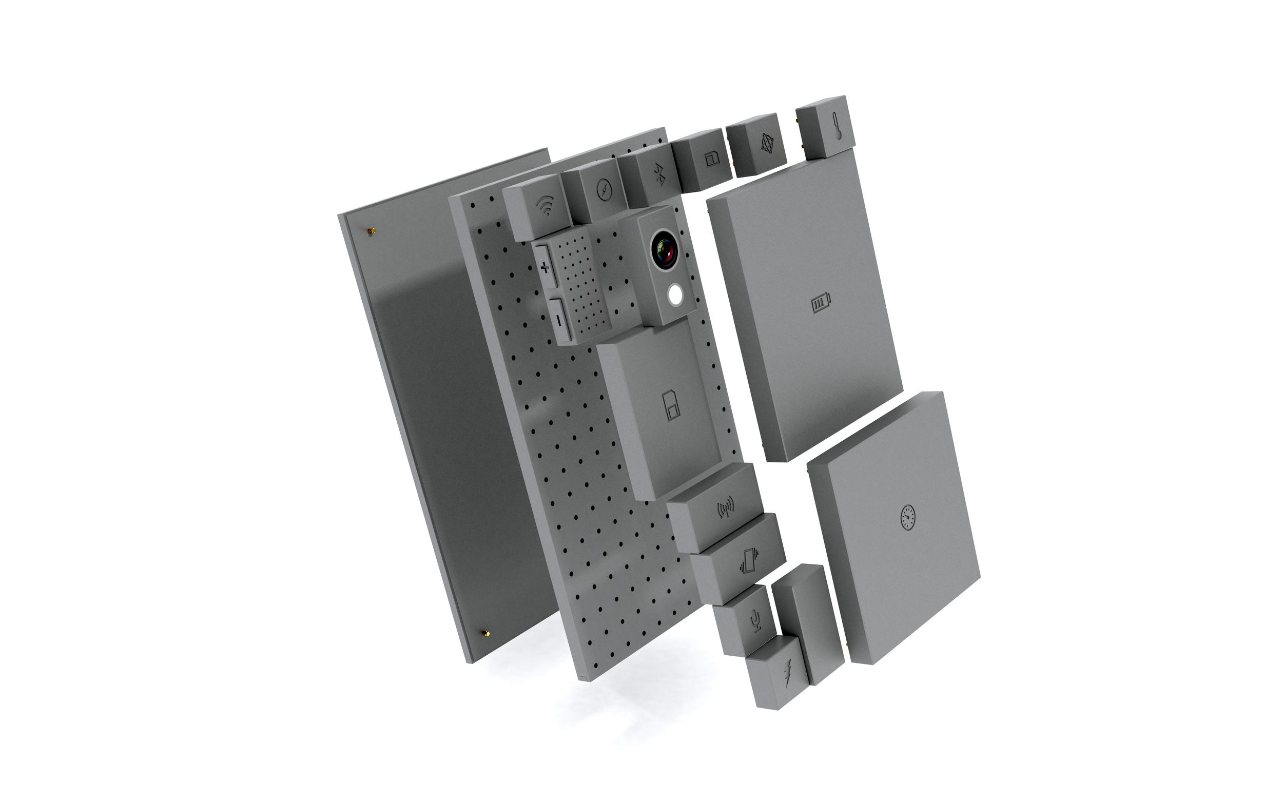 Imagen del concepto de Phonebloks