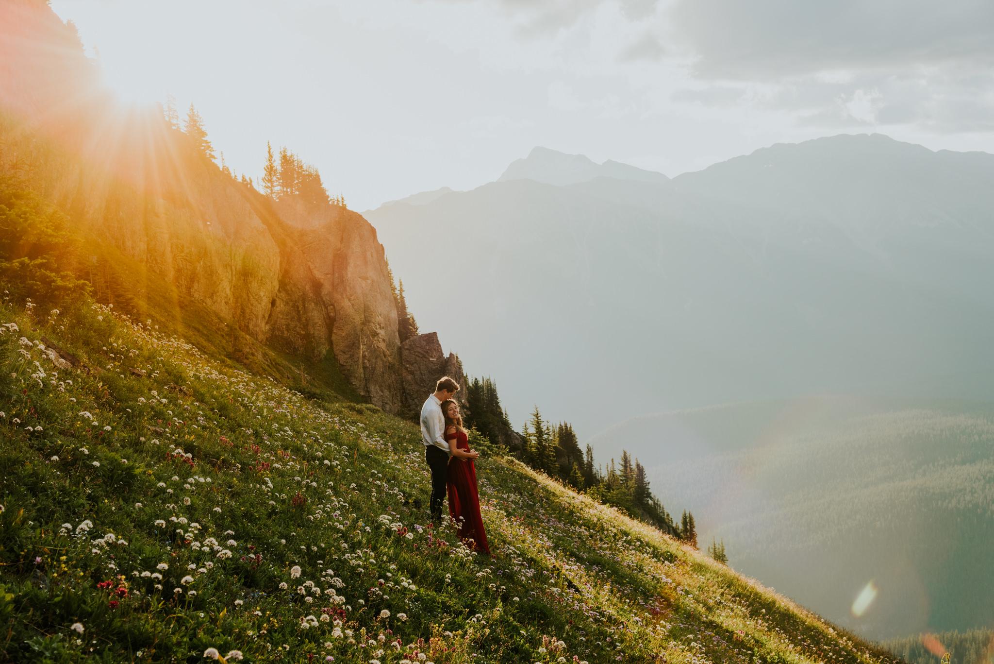 Alberta adventure session
