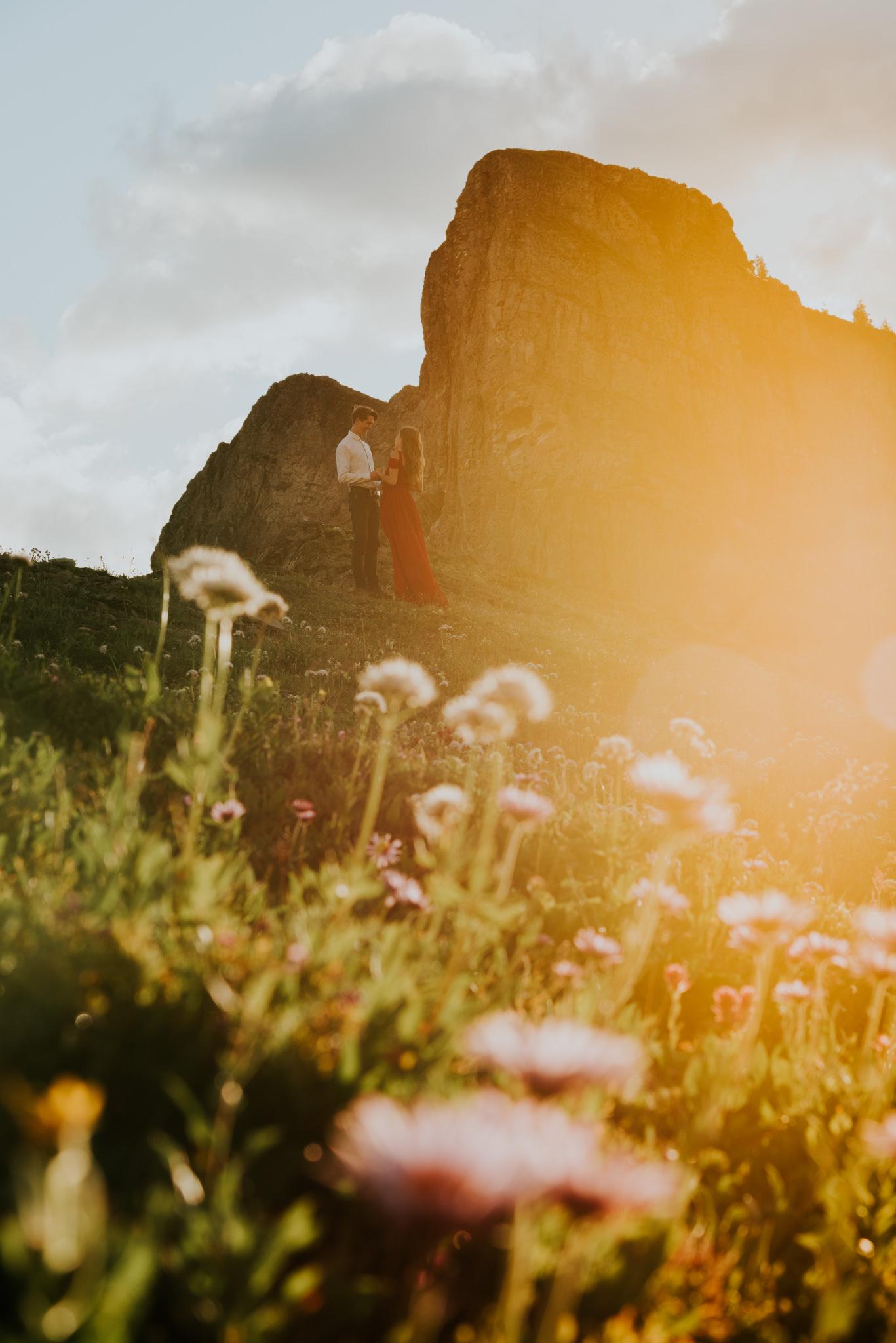 Rockies photoshoot