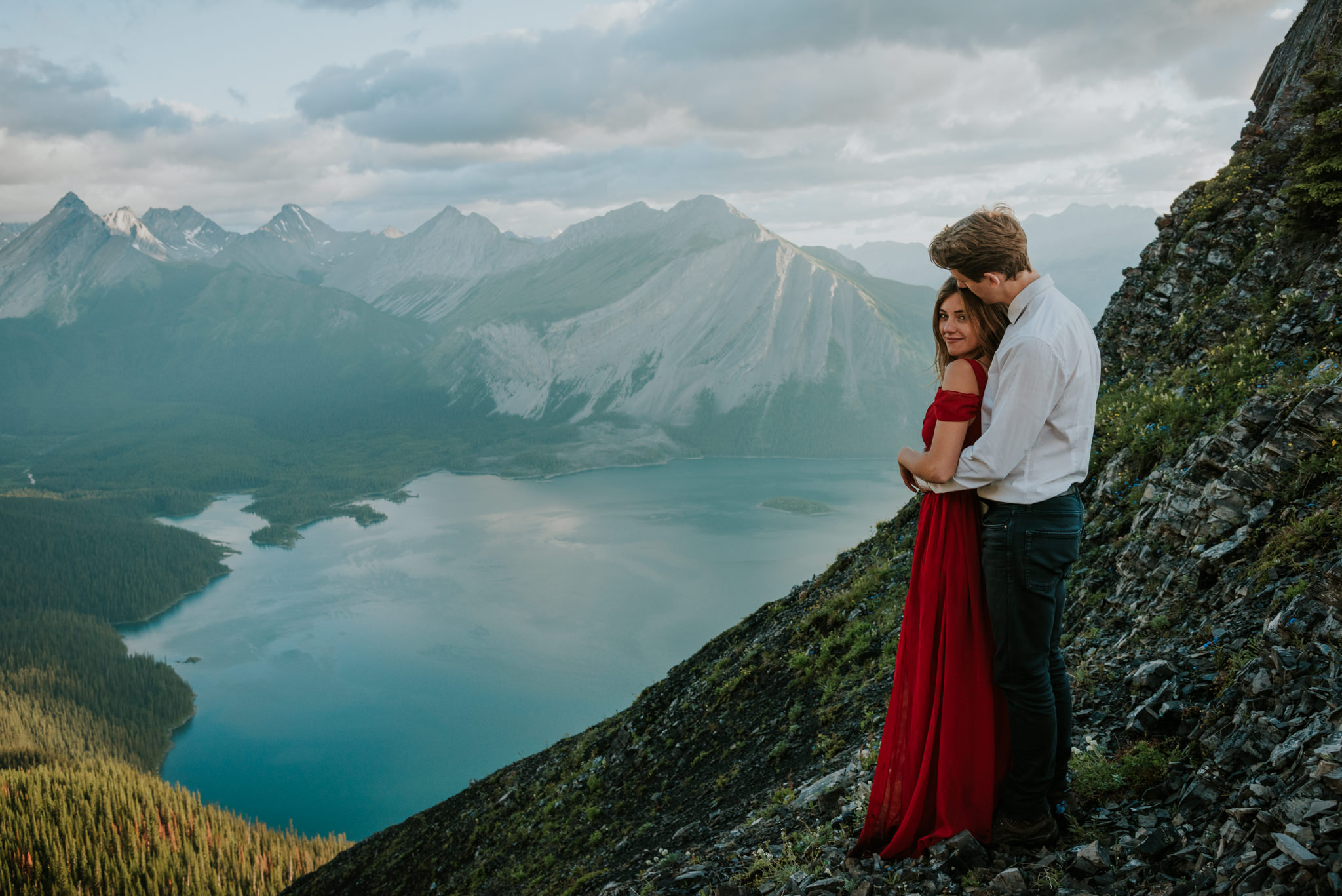 Canada engagement session