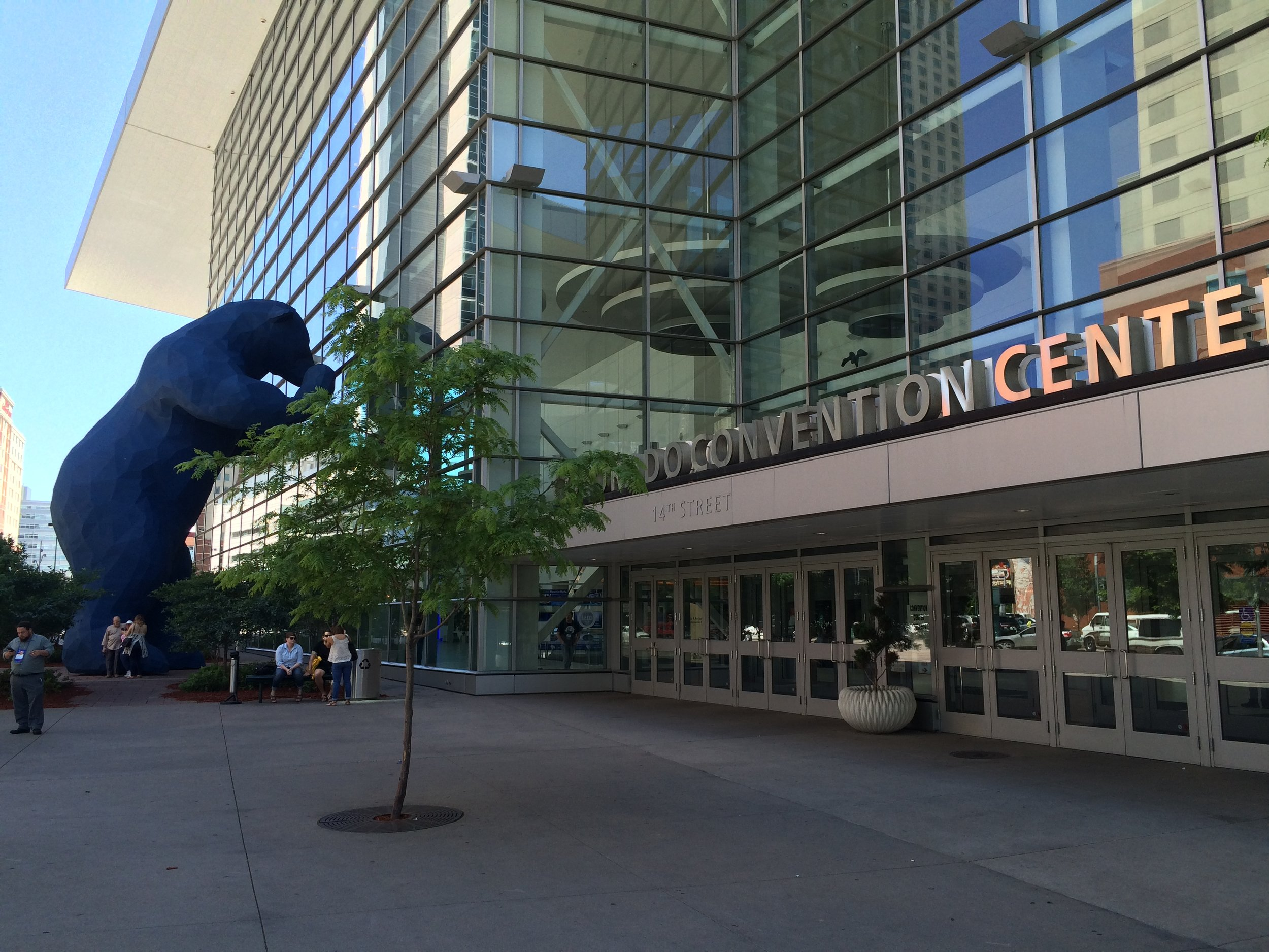 ASTRA awaits inside the Denver Convention Center!