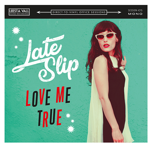 "Love Me True (7"" Vinyl Record) - Limited edition 7"" vinyl record. Recorded live at Leesta Vall Sound Recordings in Brooklyn, NY.(SOLD OUT)"