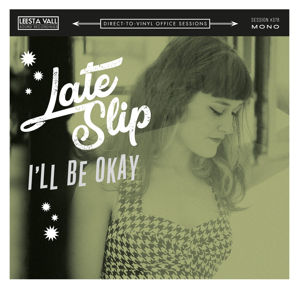 "I'll Be Okay (7"" Vinyl Record) - Limited edition 7"" vinyl record. Recorded live at Leesta Vall Sound Recordings in Brooklyn, NY.(SOLD OUT)"