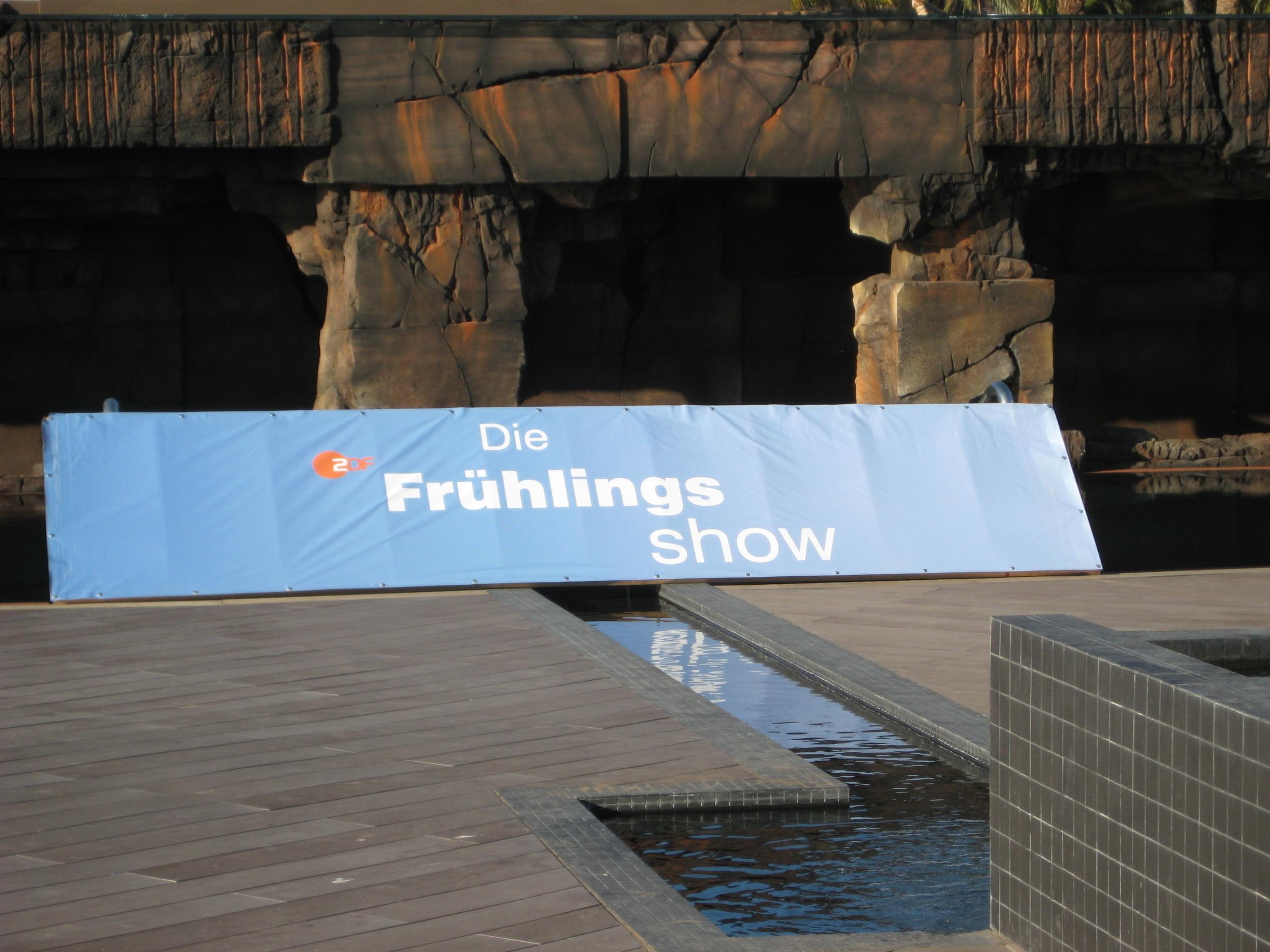 ZDF Frühlingsshows