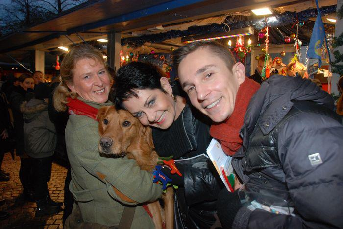 Eric Mayer ZDF gemeinsam mit Vita 1