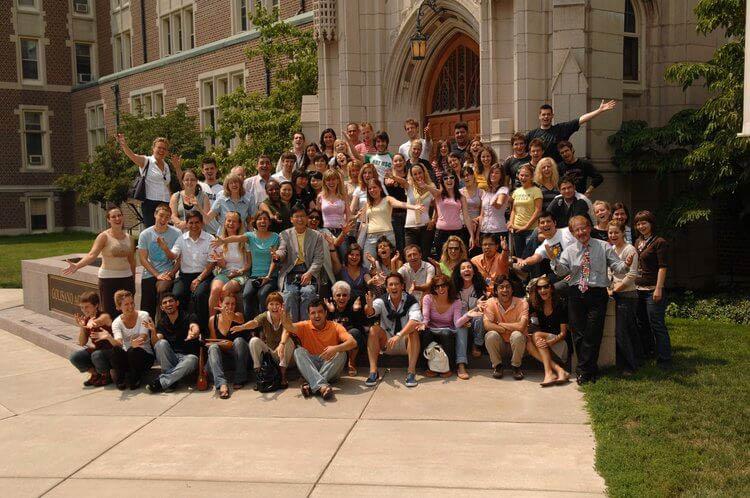 Stipendier för utlandsstudier