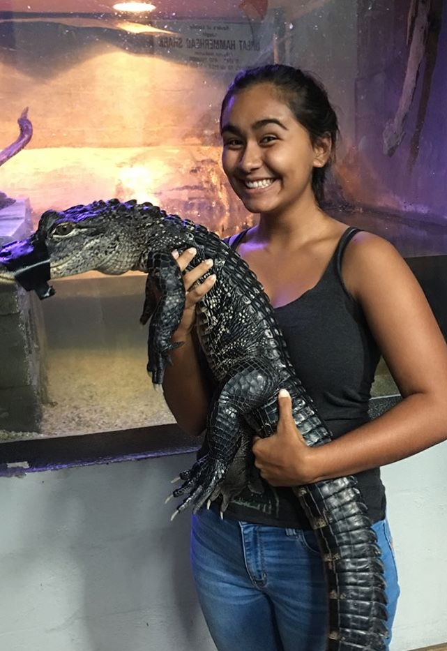 Hail'a is a life lover, a natural biologist and young indigenous Scientist.