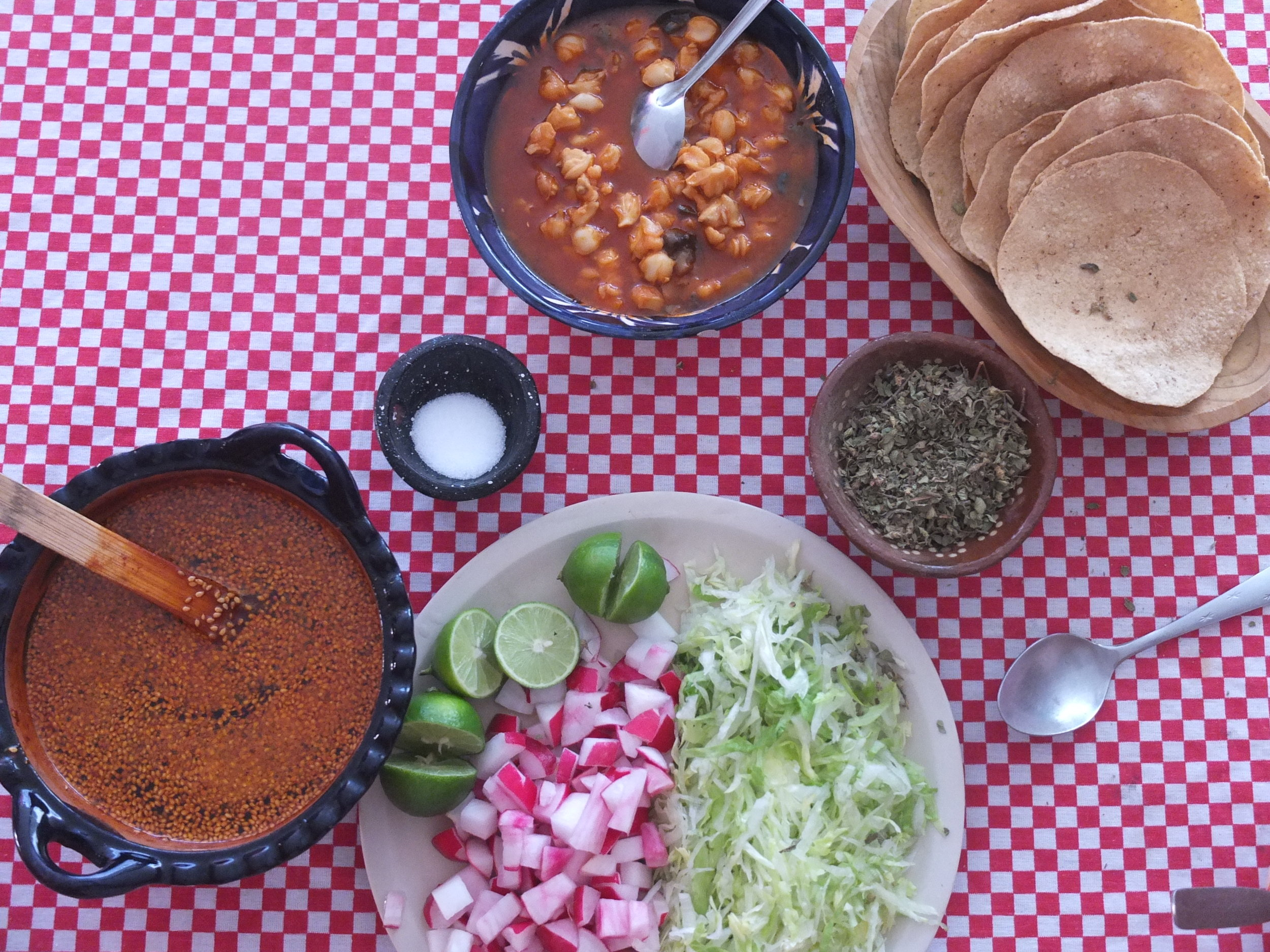 INDIGENOUS FOOD HAS GONE A LITTLE ASTRAY IN U.S. MEXICAN RESTAURANTS HOWEVER, TRUE INDIGENOUS FOOD IS A MEDICINAL, SPIRITUAL EXPERIENCE