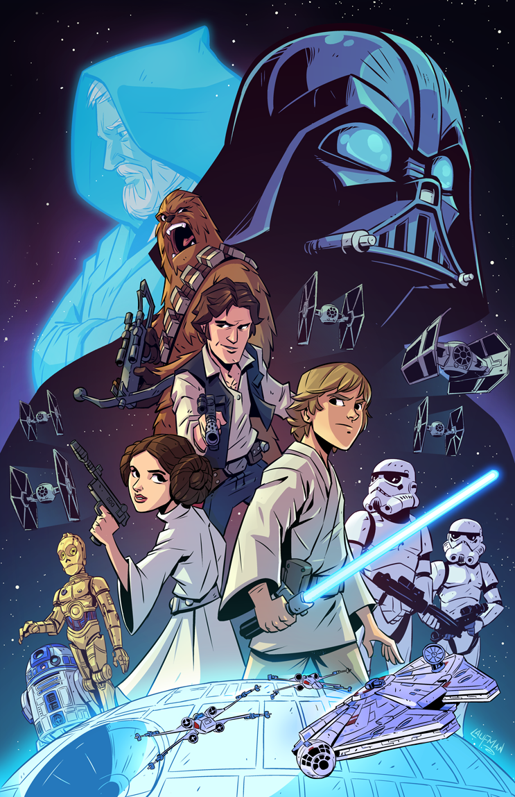 Episode IV Fan Art