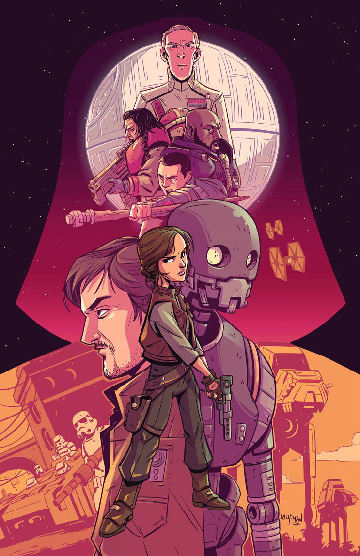 Rogue One Fan Art