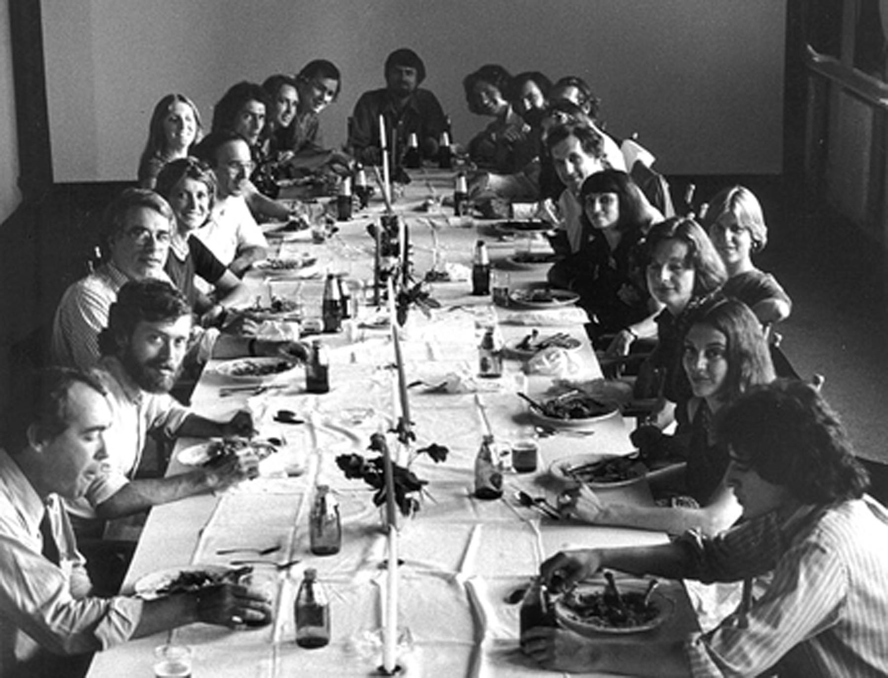 IAUS Fellows, annual dinner