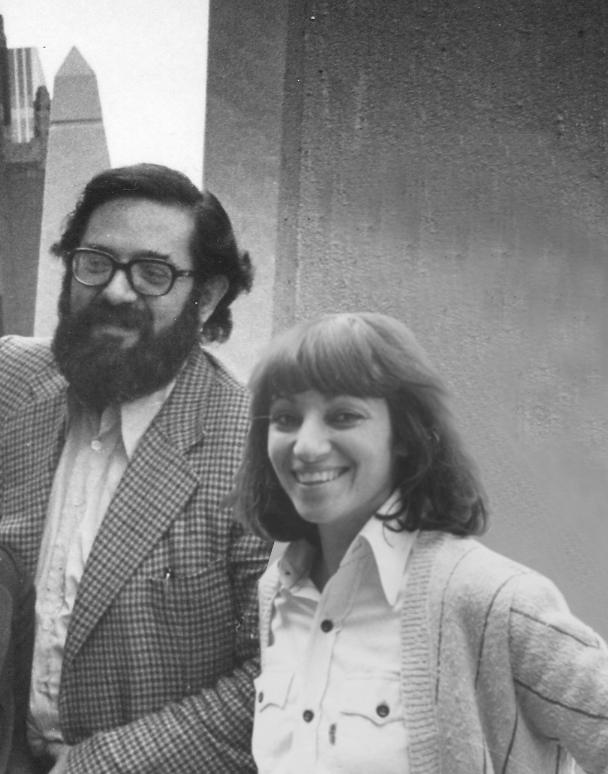 Diana Agrest and Manfredo Tafuri