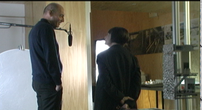 Interview with Rem Koolhaas
