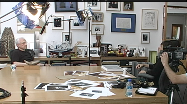 Interview with Frank Gehry