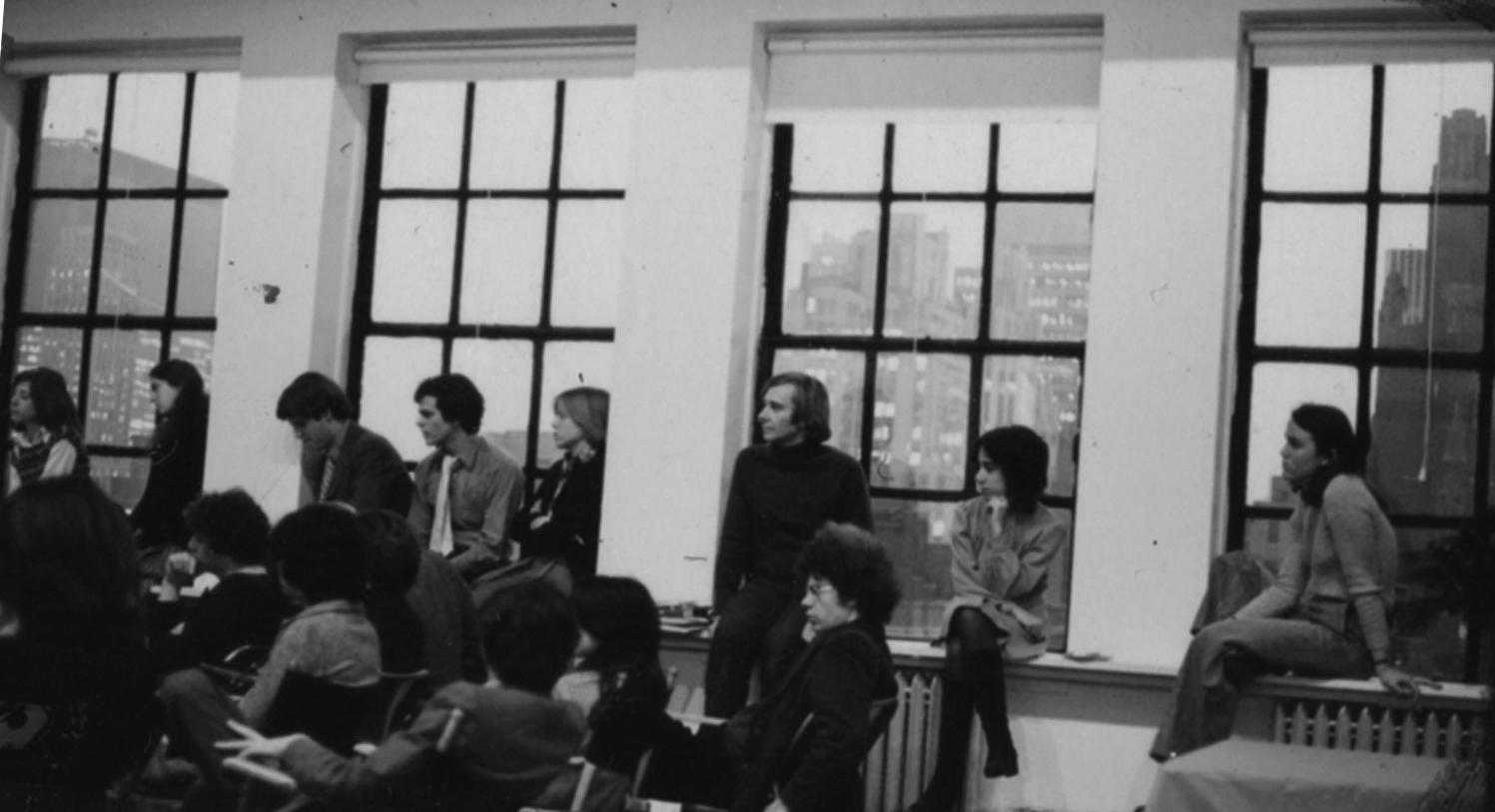 Students, public forum