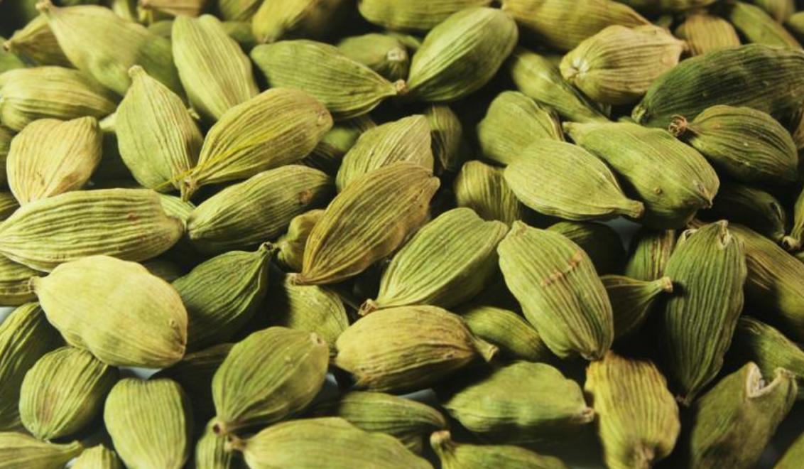 Semillas de Cardamomo verde