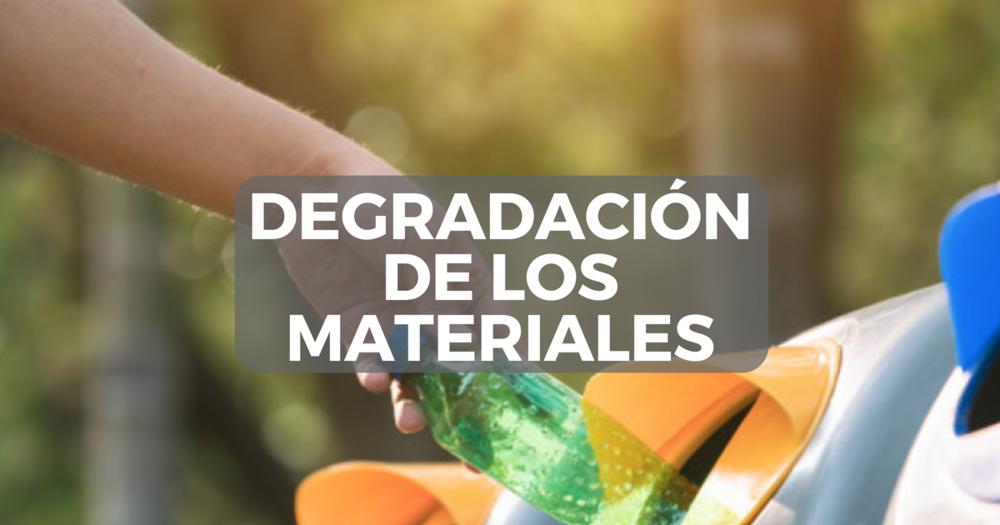 Cuánto Tarda En Degradarse El Plástico O El Vidrio Y El Cartón O El Papel La Red Hispana