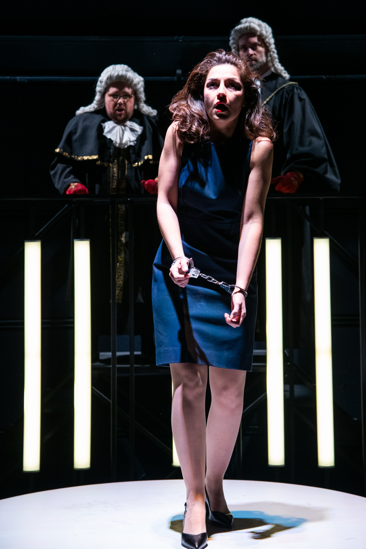 Susanna on trial