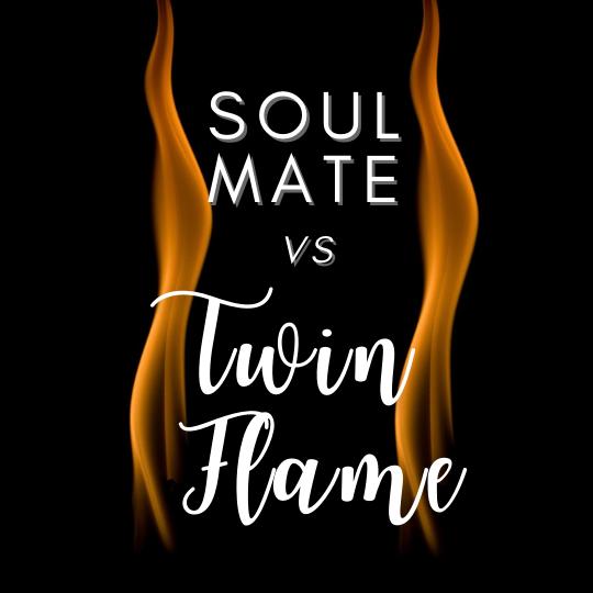 Flame soulmate vs twin Twin Flame