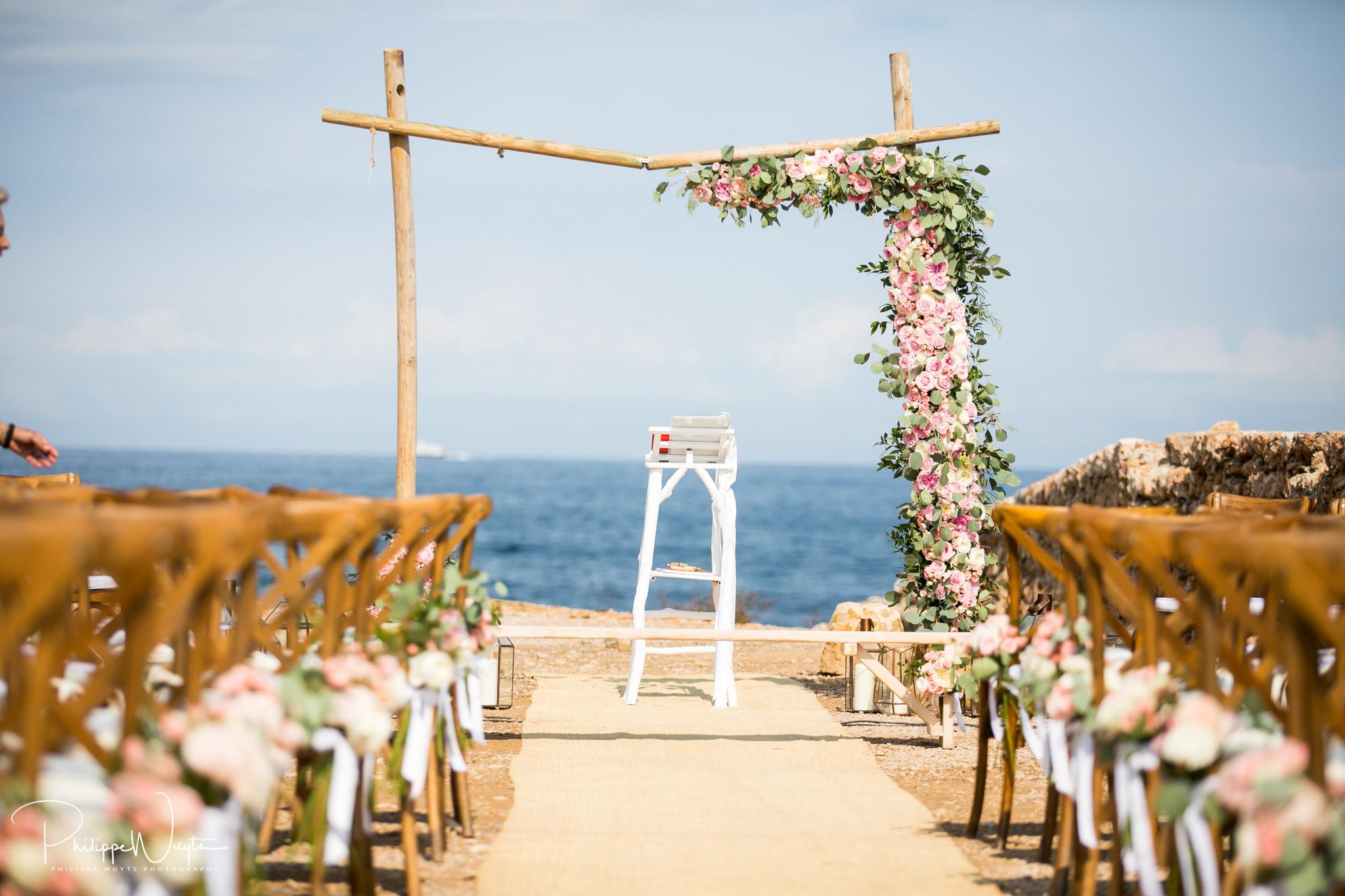 Wedding La Escollera Ibiza Playa Es Cavallet