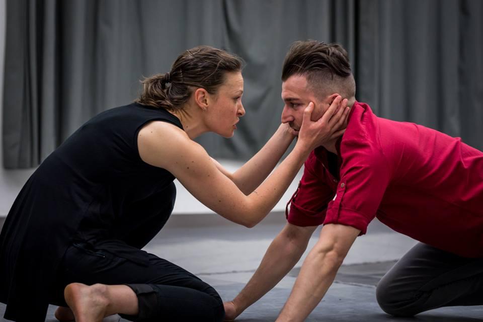 Leah Gabriel and Tristan Colton