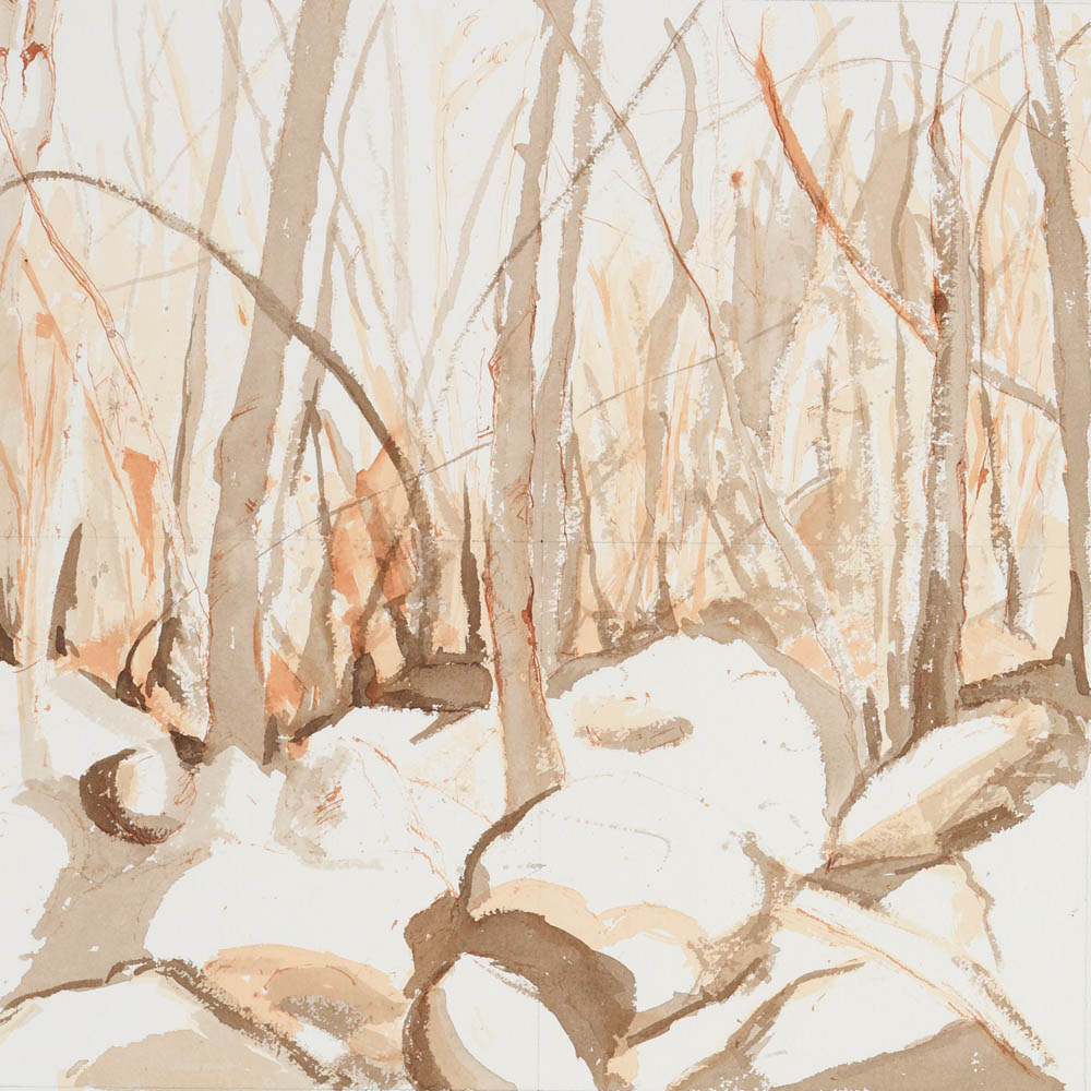 Off the Trail, Study #33