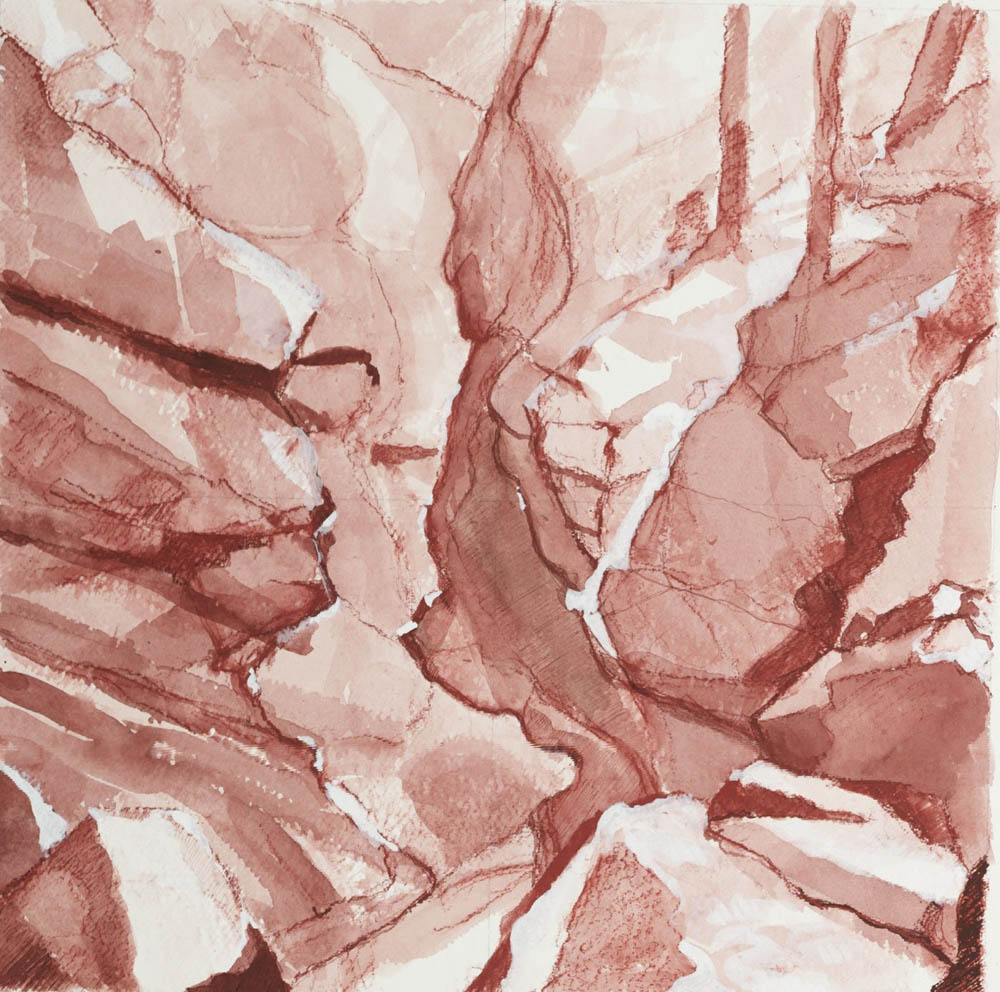 The Gorge, Study #21